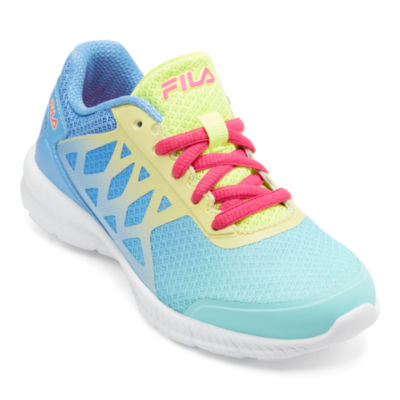 Fila Faction 3 Girls Running Shoes Lace-up