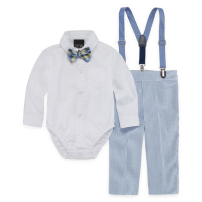 TFW 4-pc. Suit Set Baby Boys