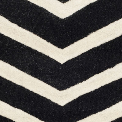 Safavieh Carter Chevron Hand-Tufted Wool Rug