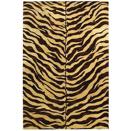 Safavieh Norman Animal Print Hand Tufted  Rug