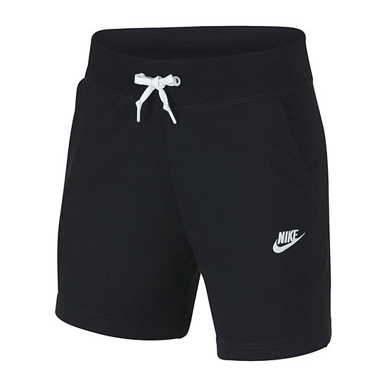 """Nike 5"""" French Terry Soft Womens Shorts"""