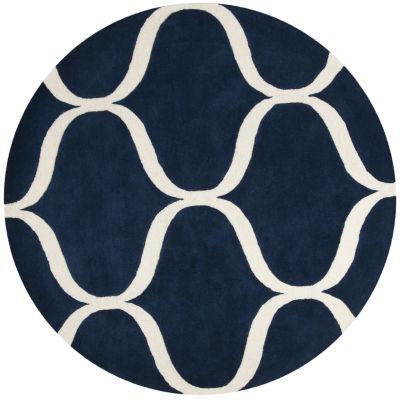 Safavieh Archibald Geometric Hand-Tufted Wool Rug