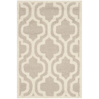 Safavieh Rachyl Geometric Hand Tufted Wool Rug