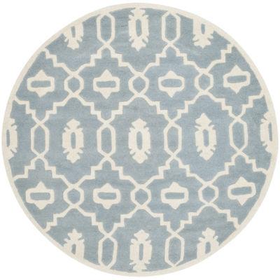 Safavieh Albine Geometric Hand Tufted Wool Rug