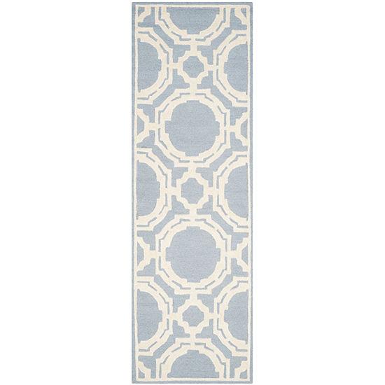 Safavieh Alex Geometric Hand-Tufted Wool Rug