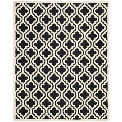 Safavieh Bernard Geometric Hand-Tufted Wool Rug