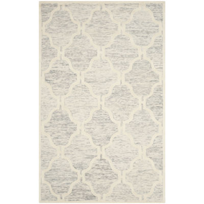 Safavieh Liz Geometric Hand Tufted Wool Rug