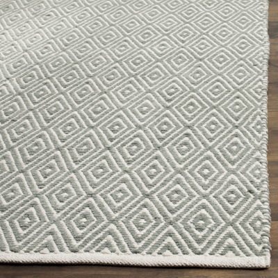 Safavieh Krista Geometric Cotton Rug