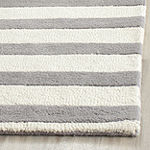 Safavieh Linette Stripe Hand Tufted Wool Rug