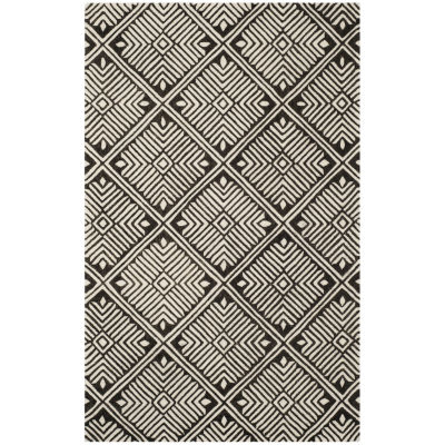Safavieh Katina Geometric Hand Tufted Wool Rug
