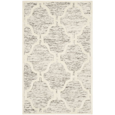 Safavieh Liz Geometric Hand Tufted Wool Rug