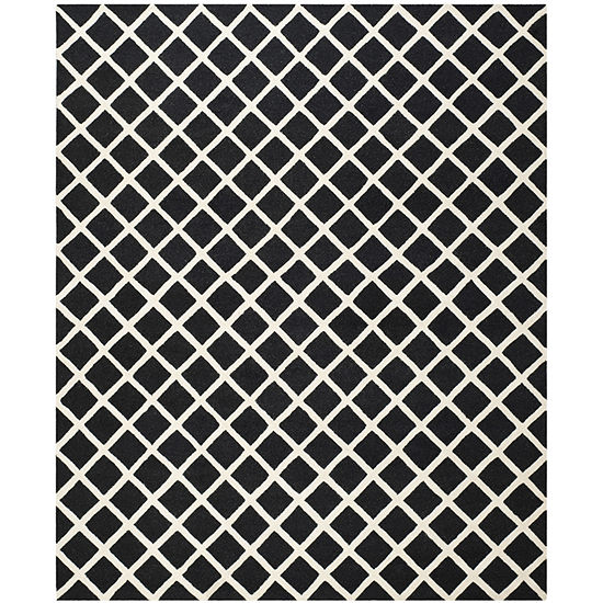 Safavieh Lacey Geometric Hand Tufted Wool Rug