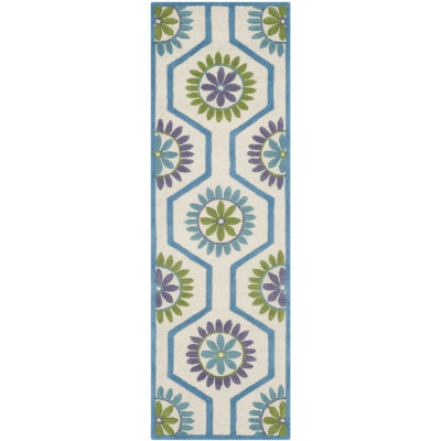Safavieh Kyle Floral Hand Tufted Wool Rug