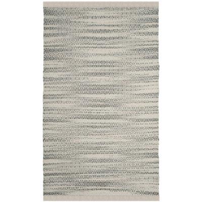 Safavieh Kimberlyn Striped Cotton Rug