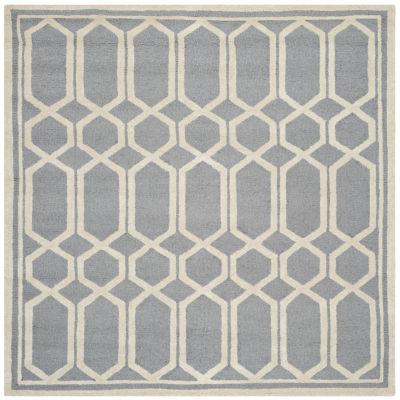 Safavieh Bruno Geometric Hand-Tufted Wool Rug