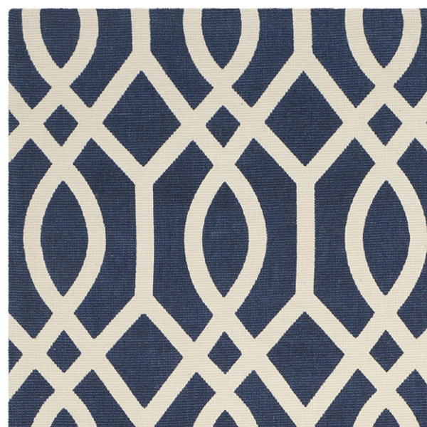 Safavieh Darius Chevron Hand Tufted Wool Rug