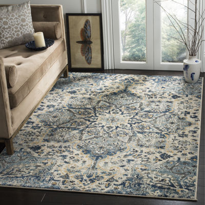 Safavieh Chantel Floral Rectangular Area Rug