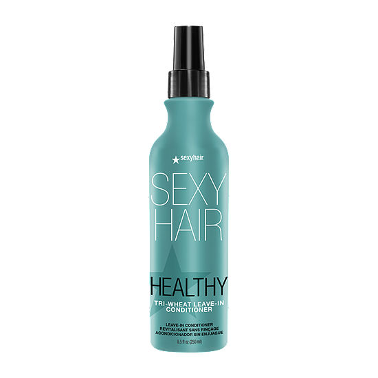 Sexy Hair Healthy Tri-Wheat Leave in Conditioner-8.5 oz.