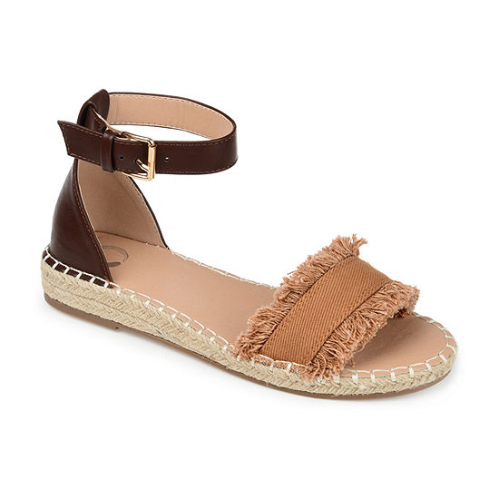 Journee Collection Womens Tristeen Wedge Sandals