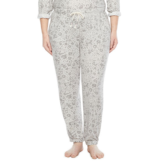 Peace Love And Dreams Womens-Plus Jogger