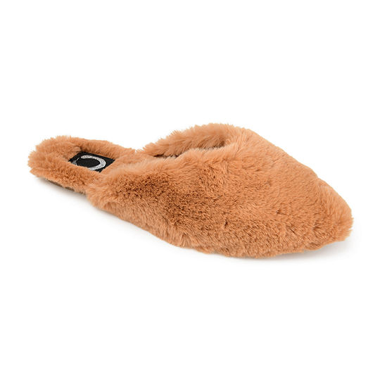 Journee Collection Sundown Womens Slip-On Slippers