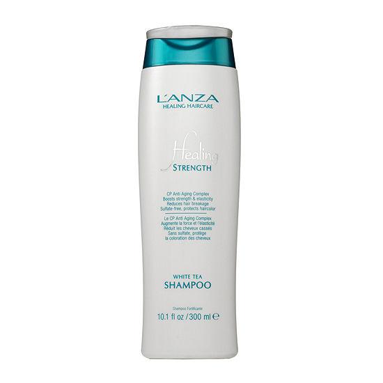 L'ANZA Healing Strength White Tea Shampoo - 10.1 oz.