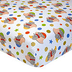 Disney Dumbo 2-pk. Fitted Crib Sheets