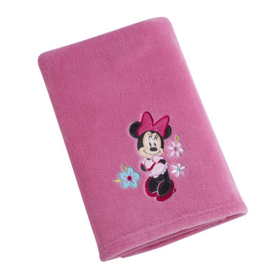 Disney Minnie Mouse Fleece Blanket