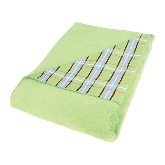 Trend Lab® Barnyard Receiving Blanket
