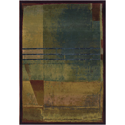Covington Home Urban Rectangular Rug