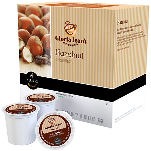 Keurig® K-Cup® Gloria Jean's® Coffees 108-ct. Hazelnut Coffee Pack