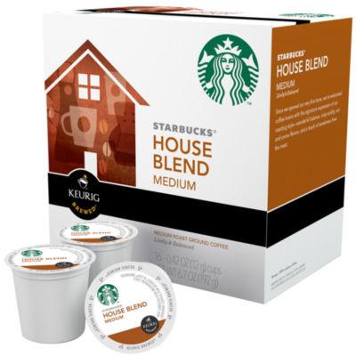 Keurig® K-Cup® Starbucks® 96-ct. House Blend Medium Roast Coffee Pack