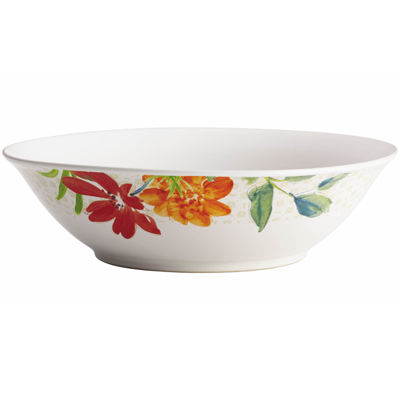 BonJour® Al Fresco Floral Serving Bowl