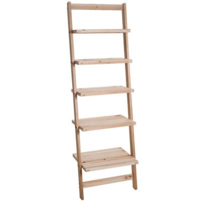 Lavish Home™ 5-Tier Ladder Storage Shelf