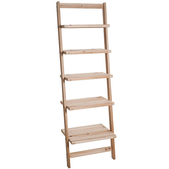 Lavish Home™ 5-Tier Ladder Storage Shelf