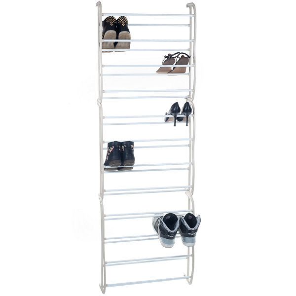 Lavish Home™ 36-Compartment Over-the-Door Shoe Organizer
