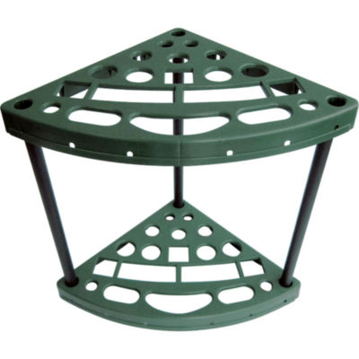 Sto-Away™ Yard Tool Corner Storage Rack