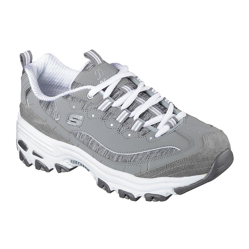 Skechers D'Lites Me Time Womens Sneakers plus size,  plus size fashion plus size appare