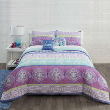 jcpenney.com | JCPenney Home™ Boho Princess Comforter Set & Accessories