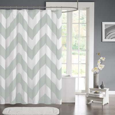 Mi Zone Gemini Microfiber Shower Curtain