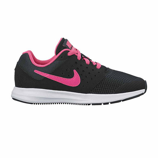 Nike® Downshifter 7 Girls Running Shoes - Little Kids