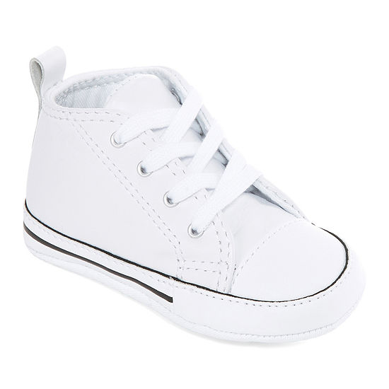 Converse Unisex Chuck Taylor First Star Crib Shoes