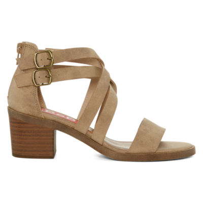 Pop Lucerne Womens Strap Sandals