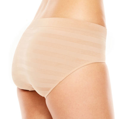 Jockey® Matte and Shine Hipster Panties - 1307