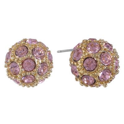 Monet Jewelry 12mm Stud Earrings