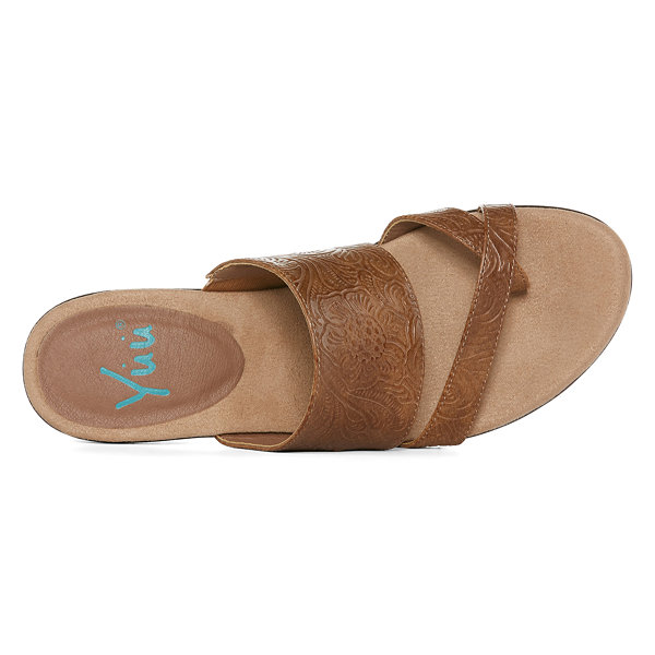Yuu Portney Womens Sandal