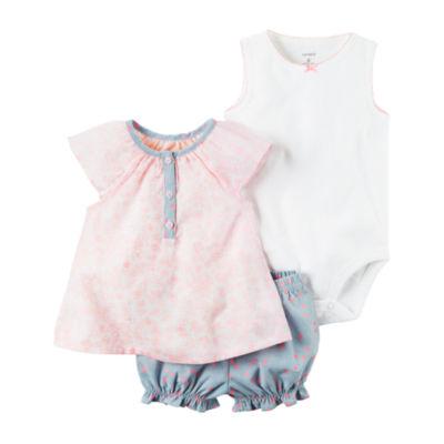 Carter's Short Set Baby Girls