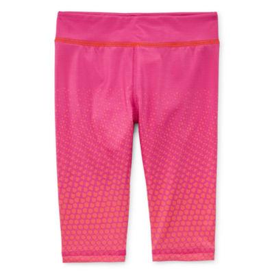 Reebok Woven Capri Leggings - Toddler Girls