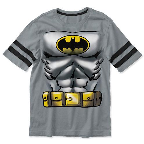 Batman Graphic T-Shirt-Preschool Boys