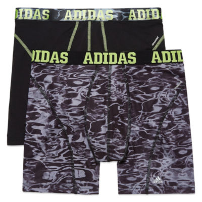 adidas® 2-pk. Sport Performance climacool® Graphic Boxer Briefs